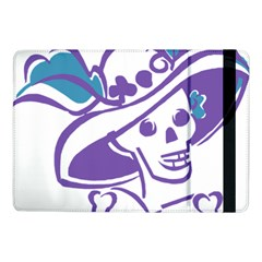 Day Of The Dead Samsung Galaxy Tab Pro 10.1  Flip Case