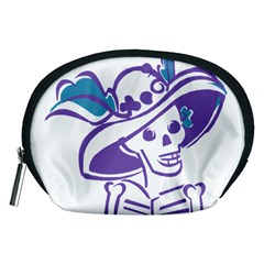 Day Of The Dead Accessories Pouch (Medium)