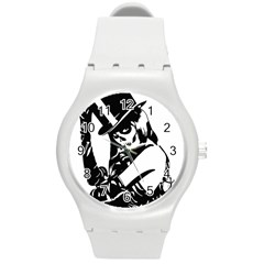 Day Of The Dead Plastic Sport Watch (Medium)