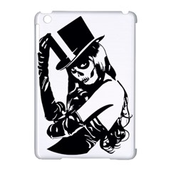 Day Of The Dead Apple iPad Mini Hardshell Case (Compatible with Smart Cover)