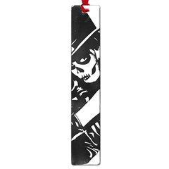Day Of The Dead Large Bookmark