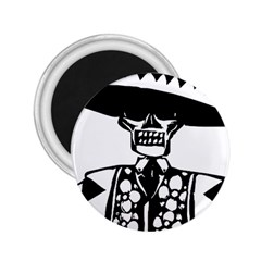 Day Of The Dead 2.25  Button Magnet