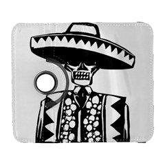 Day Of The Dead Samsung Galaxy S  III Flip 360 Case