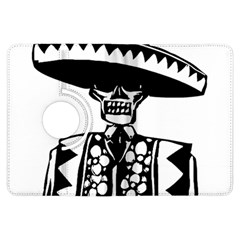 Day Of The Dead Kindle Fire HDX 7  Flip 360 Case