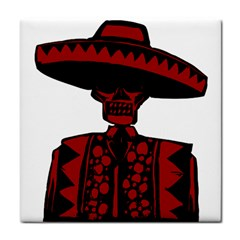 Day Of The Dead Face Towel