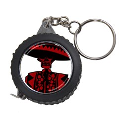 Day Of The Dead Measuring Tape