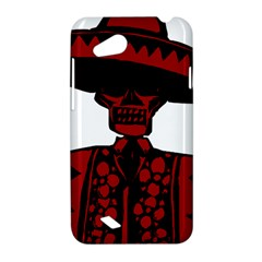 Day Of The Dead HTC Desire VC (T328D) Hardshell Case