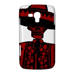 Day Of The Dead Samsung Galaxy Duos I8262 Hardshell Case
