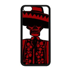 Day Of The Dead Apple iPhone 5C Seamless Case (Black)