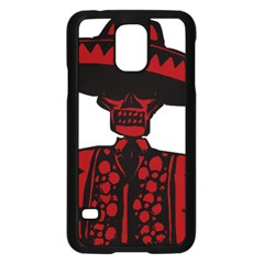 Day Of The Dead Samsung Galaxy S5 Case (Black)