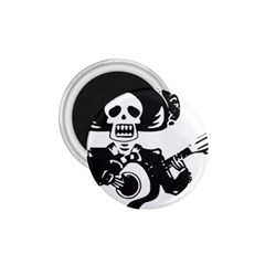Day Of The Dead 1.75  Button Magnet