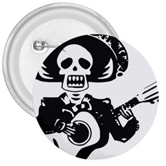 Day Of The Dead 3  Button