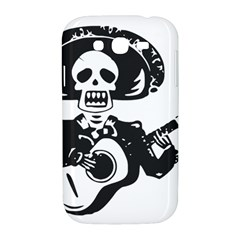Day Of The Dead Samsung Galaxy Grand DUOS I9082 Hardshell Case
