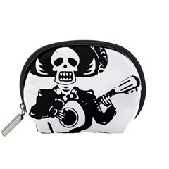 Day Of The Dead Accessories Pouch (Small)