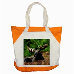 Majestic Moose Accent Tote Bag