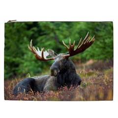 Majestic Moose Cosmetic Bag (xxl)