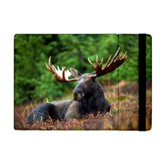 Majestic Moose Apple iPad Mini Flip Case