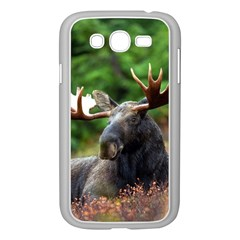 Majestic Moose Samsung Galaxy Grand DUOS I9082 Case (White)