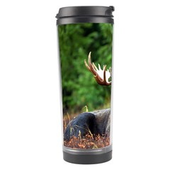 Majestic Moose Travel Tumbler