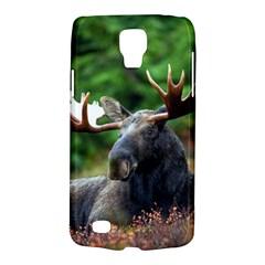 Majestic Moose Samsung Galaxy S4 Active (I9295) Hardshell Case