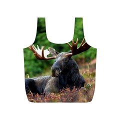 Majestic Moose Reusable Bag (S)