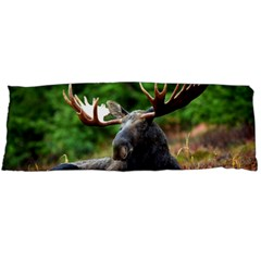 Majestic Moose Body Pillow (dakimakura) Case (two Sides)
