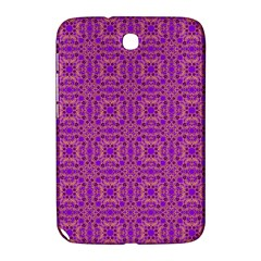 Purple Moroccan Pattern Samsung Galaxy Note 8 0 N5100 Hardshell Case
