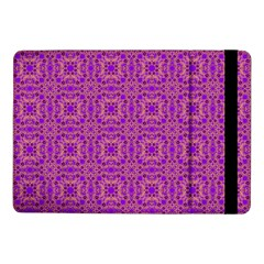 Purple Moroccan Pattern Samsung Galaxy Tab Pro 10.1  Flip Case