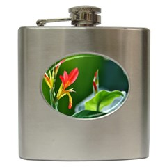 Lily 1 Hip Flask