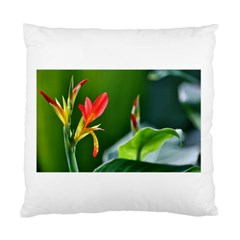 Lily 1 Cushion Case (two Sided)