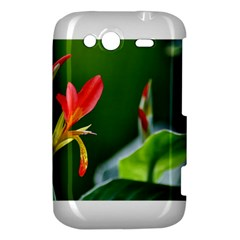Lily 1 HTC Wildfire S A510e Hardshell Case