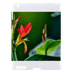 Lily 1 Apple Ipad 3/4 Hardshell Case (compatible With Smart Cover)