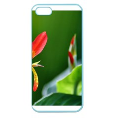 Lily 1 Apple Seamless Iphone 5 Case (color)