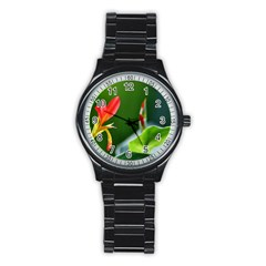 Lily 1 Sport Metal Watch (Black)