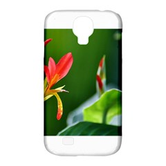 Lily 1 Samsung Galaxy S4 Classic Hardshell Case (PC+Silicone)