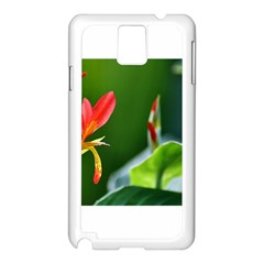Lily 1 Samsung Galaxy Note 3 N9005 Case (White)