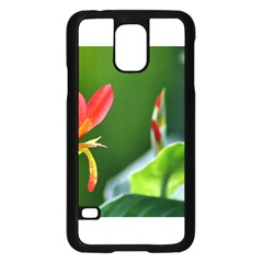 Lily 1 Samsung Galaxy S5 Case (black)