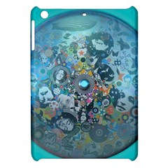 Led Zeppelin III Digital Art Apple iPad Mini Hardshell Case