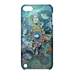 Led Zeppelin Iii Digital Art Apple Ipod Touch 5 Hardshell Case With Stand