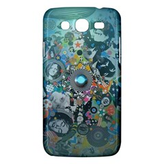 Led Zeppelin Iii Digital Art Samsung Galaxy Mega 5 8 I9152 Hardshell Case