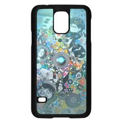 Led Zeppelin III Digital Art Samsung Galaxy S5 Case (Black)