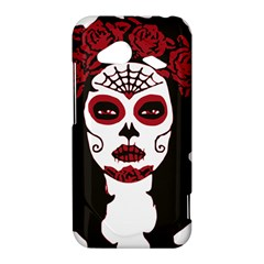Day Of The Dead HTC Droid Incredible 4G LTE Hardshell Case