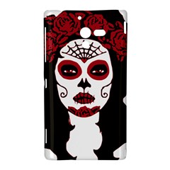 Day Of The Dead Sony Xperia ZL (L35H) Hardshell Case