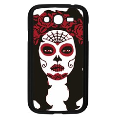 Day Of The Dead Samsung Galaxy Grand DUOS I9082 Case (Black)