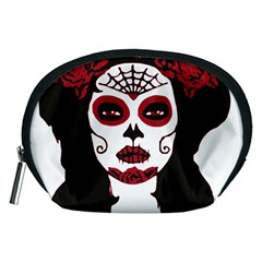 Day Of The Dead Accessory Pouch (Medium)