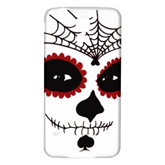 Day Of The Dead Samsung Galaxy S5 Back Case (White)
