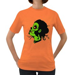 Day Of The Dead Women s T-shirt (Colored)