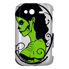 Day Of The Dead HTC Wildfire S A510e Hardshell Case