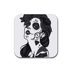 Day Of The Dead Drink Coasters 4 Pack (Square)