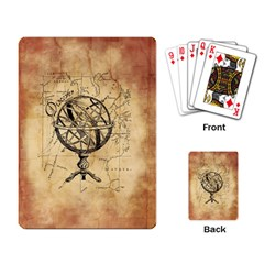 Discover The World Playing Cards Single Design